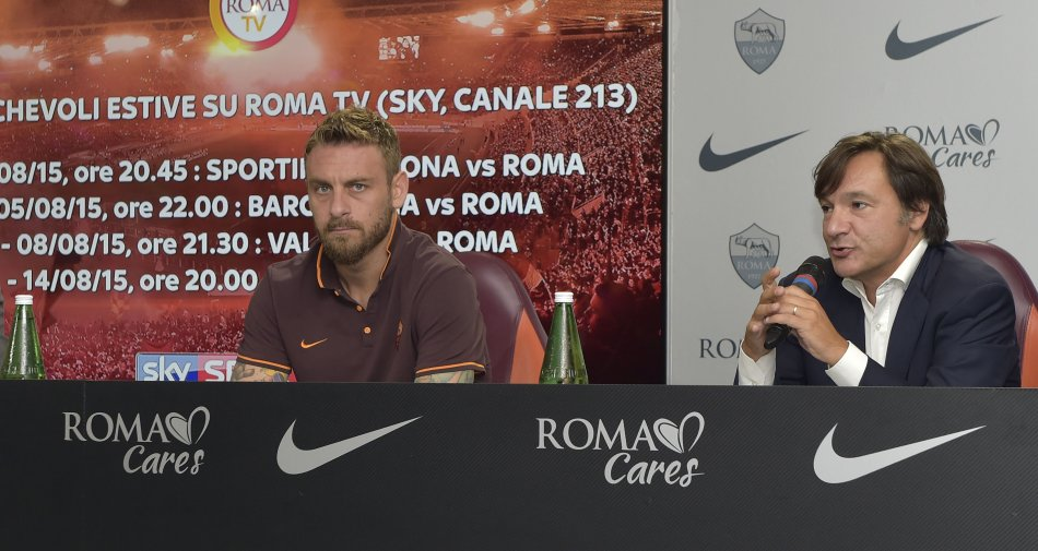 I tifosi che spendono di più per vedere in tv la loro squadra sono quelli della Roma