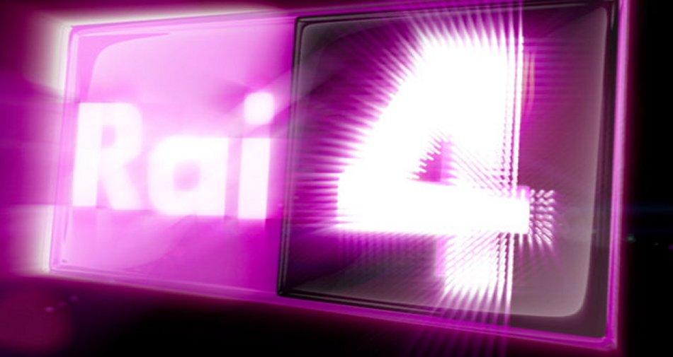 Novità SAT - Arriva Rai 4 HD su Sky (canale 104) e Tivùsat (canale 110)