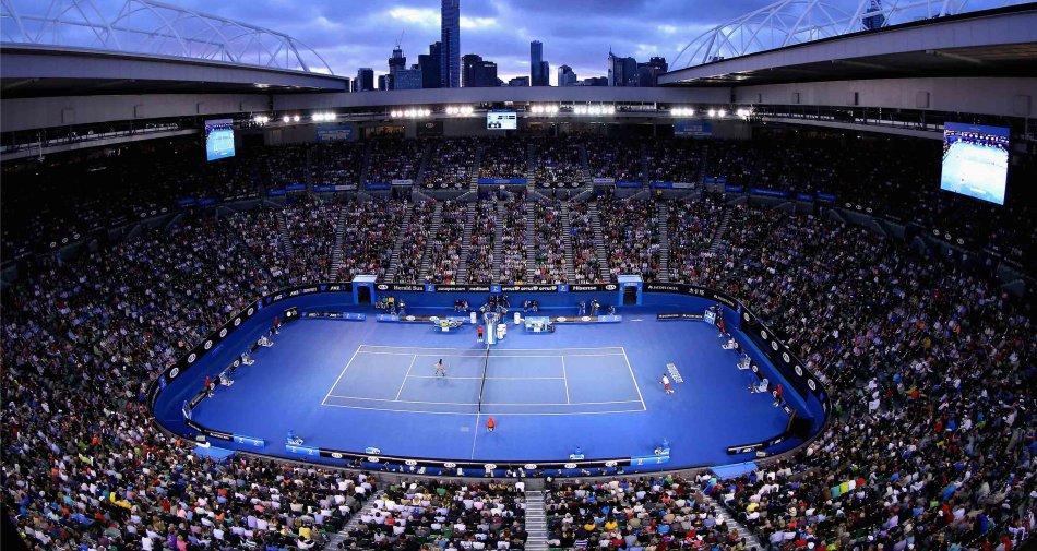 Australian Open, la stagione del tennis ri-comincia su Eurosport (Sky e Premium Mediaset)