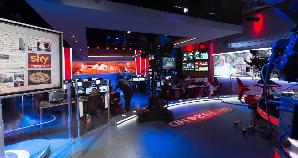 LaEffe chiude sul DTT e sarà esclusiva Sky. Sky TG24 si sposta sul digitale alla posizione 50