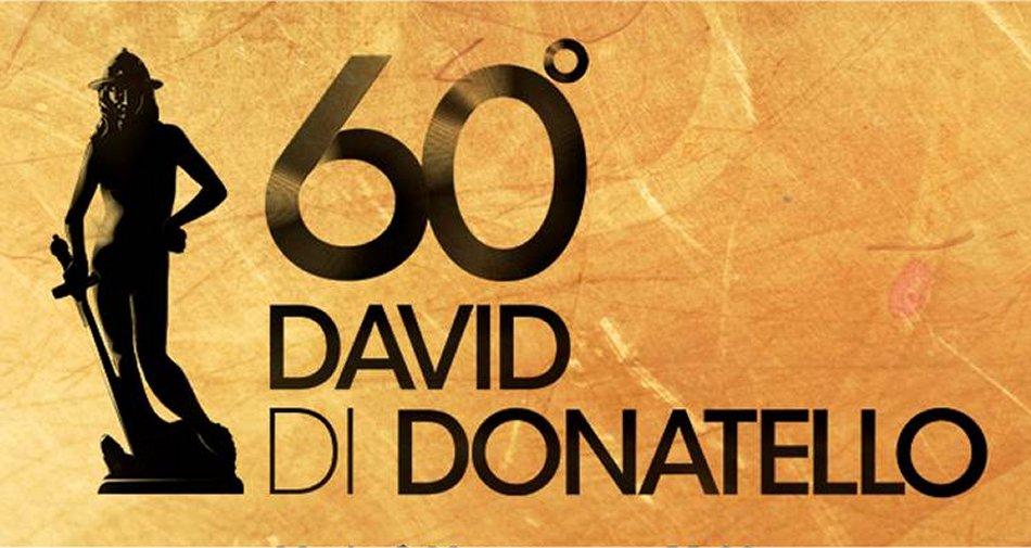 David di Donatello 2016 in diretta su Sky Cinema 1 HD, Sky Uno HD e in chiaro su Tv8