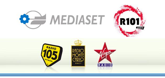 Mediaset entra nelle radio e costruisce il primo polo radiofonico italiano