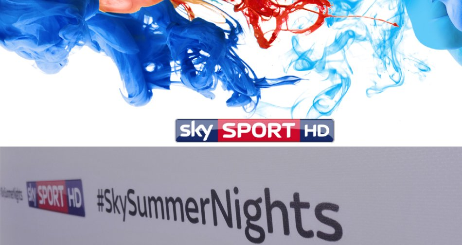 Le notti estive di Sky Sport si accendono di gol e campioni con #SkyEuro2016 e #SkyCopa100