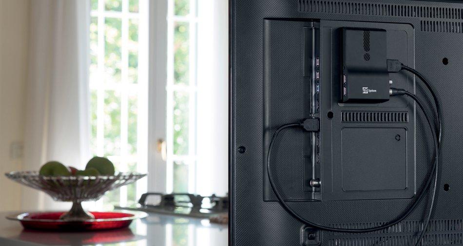 Il DVB-T2 anche sui pc grazie ai nuovi decoder in formato USB