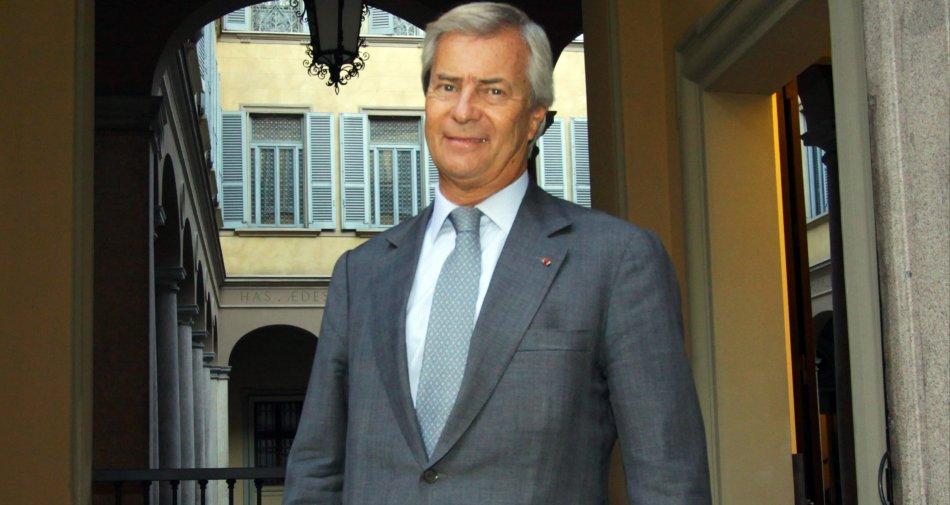 Vivendi, Vincent Bollorè passa il testimone e affida la presidenza al figlio Yannick