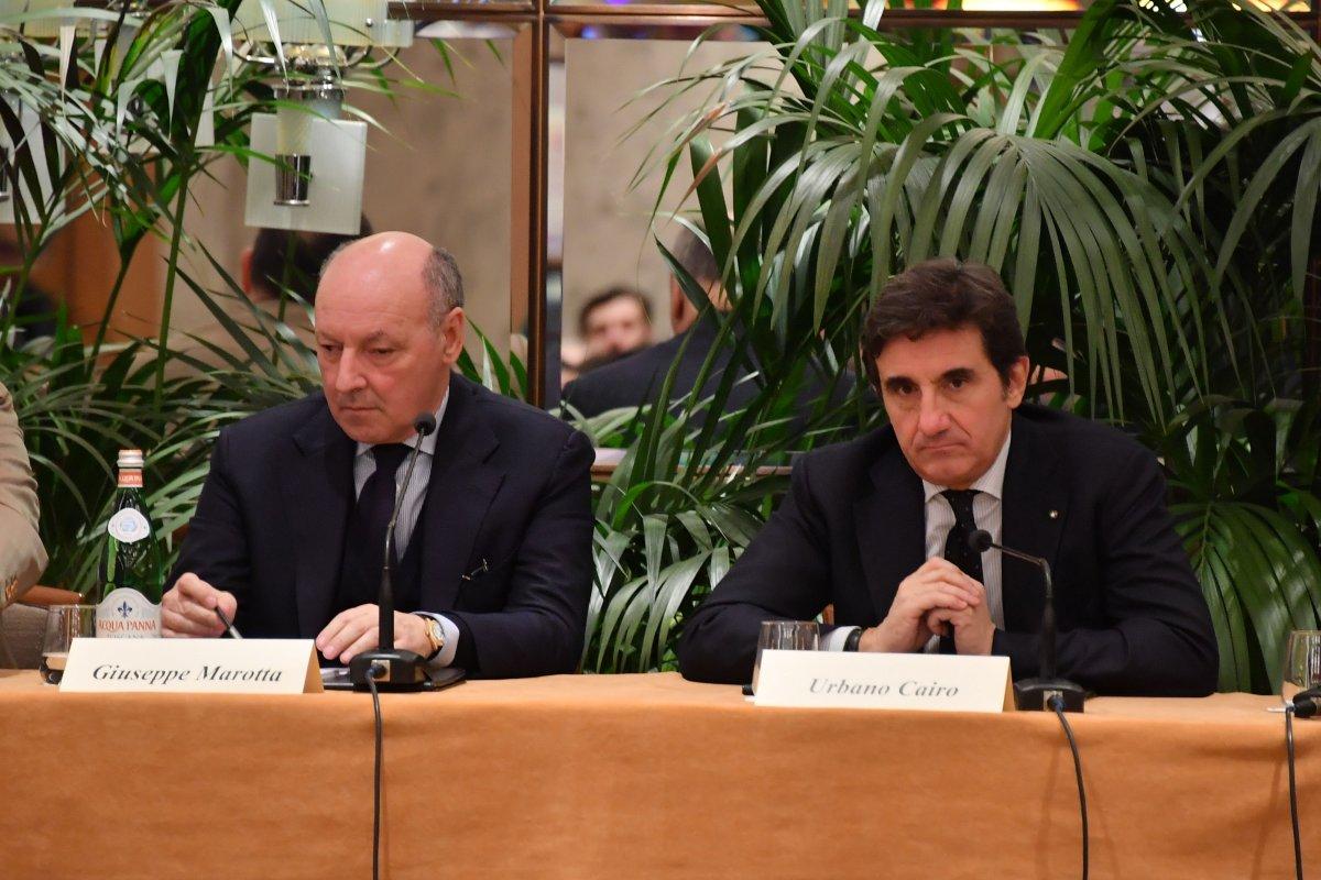 Cairo: «Piccoli disservizi ma Dazn sarà un player importante per il calcio italiano»
