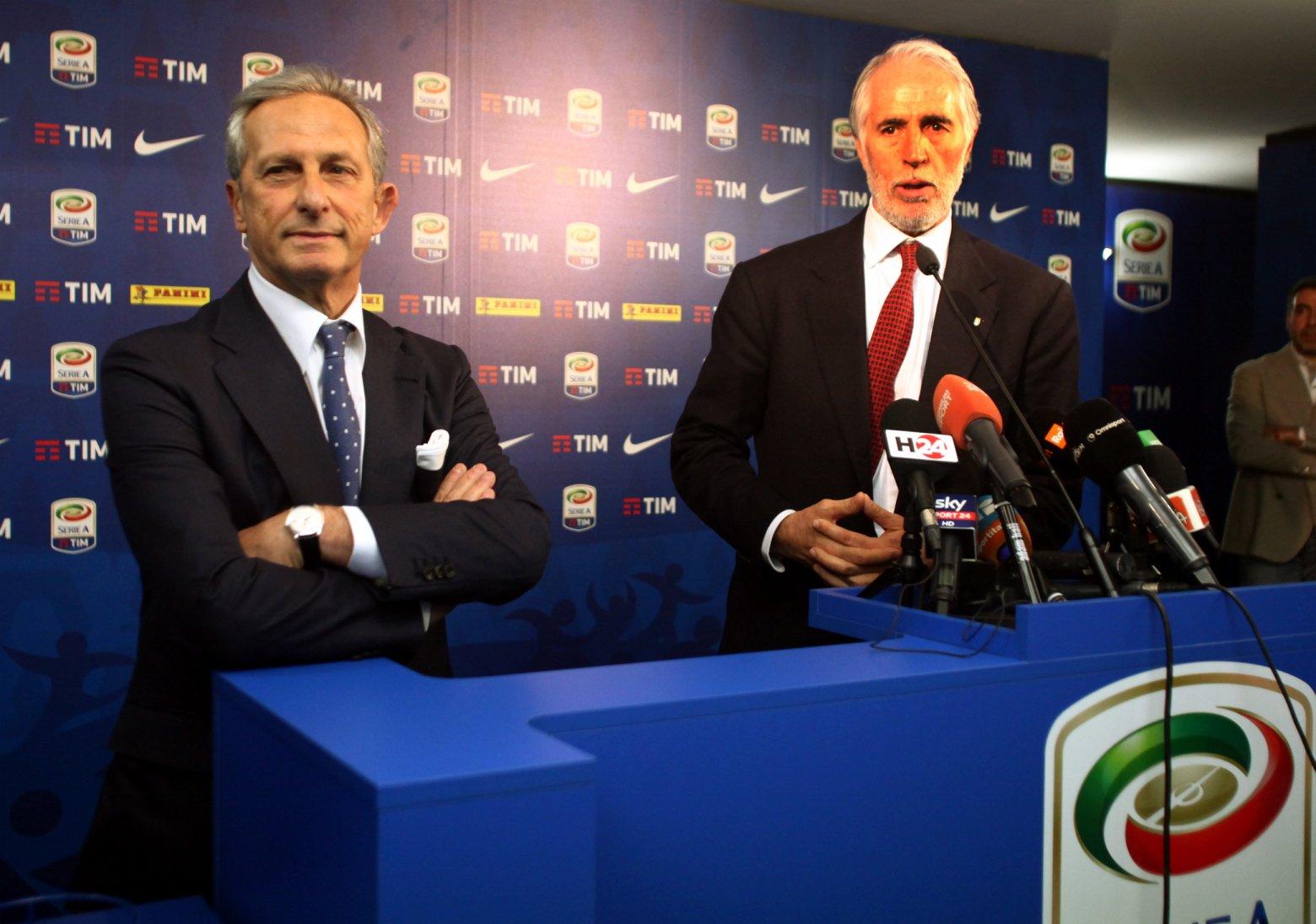 Diritti Tv Serie A 2018 - 2021, Malagò a Sportitalia: «Preoccupato? Non si può rischiare»