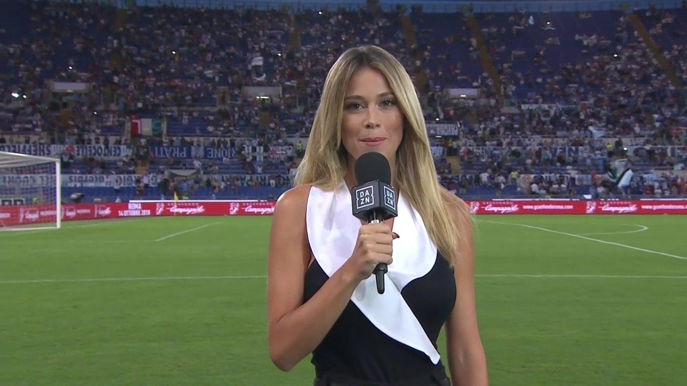 Diletta Gol, parte il primo show originale DAZN ogni sabato dopo la Serie A