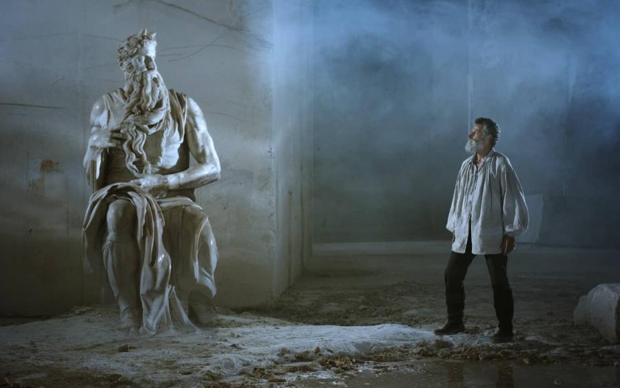 Michelangelo - Infinito arriva su Sky in prima tv esclusiva (anche in 4K HDR)