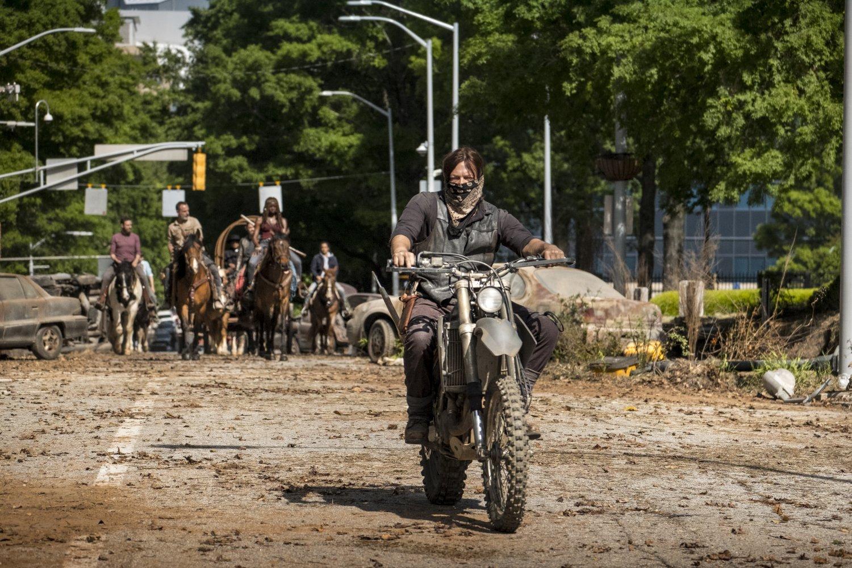 The Walking Dead ritorna con la seconda parte della nona stagione