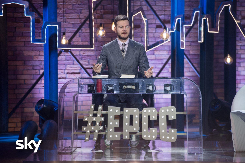 EPCC Alive, puntata speciale solo sui social dello show di Cattelan