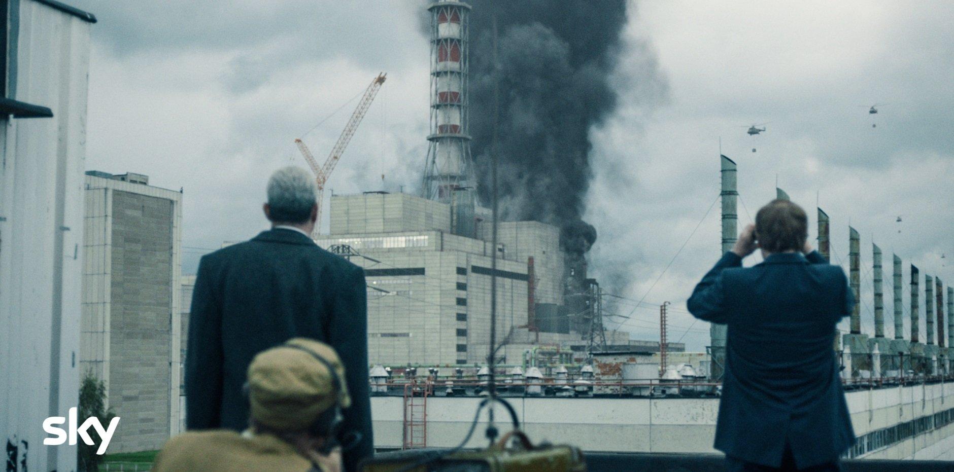 Chernobyl, al debutto serie europea di Sky più vista di sempre