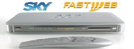 Dal 5 Marzo  l'offerta Mondo Sky è anche su Fastweb