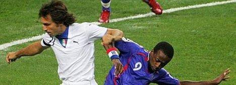 Sabato di qualificazioni a Euro 2008 e amichevoli IN CHIARO sul satellite