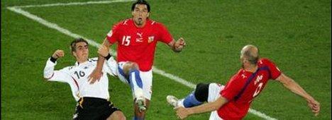 Mercoled� di qualificazioni a Euro 2008 e amichevoli IN CHIARO sul satellite