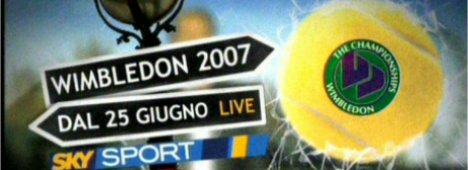 Wimbledon: un evento mondiale su Sky Sport (e non solo...)