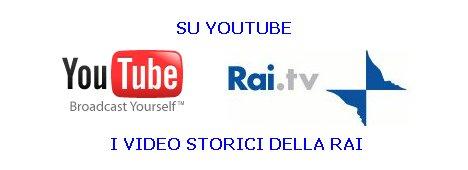 La Rai fuori dalla Rai: 500 mila video visti su Youtube