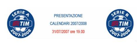 In diretta su Italia 1 la presentazione dei calendari di Serie A e B