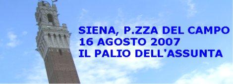 'La Contrada e il Mondo': il Palio di Siena in diretta su Rai Due