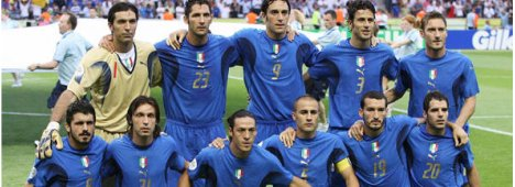 Qualificazioni Euro 2008: Italia-Francia (e non solo) in chiaro via satellite