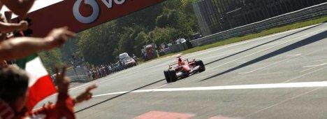 L'emozione del Gp d'Italia di F1 in multiregia su Sky Sport 2