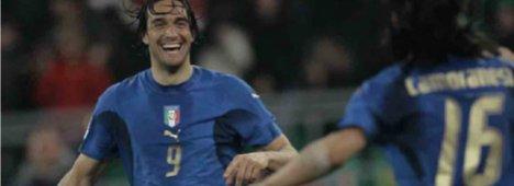 Euro 2008: Italia-Georgia e le altre partite in chiaro via satellite