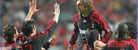 Champions League 6a giornata: il Milan anticipa per volare poi in Giappone