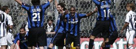 18� giornata Serie A: trasferta Inter a Siena, Juve a Catania, Milan-Napoli
