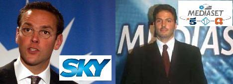 Gallery su Sky, Berlusconi e Murdoch si vedranno il 1� Febbraio