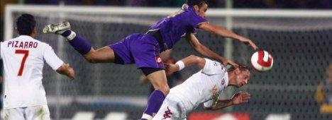 Serie A 24 giornata: Roma-Fiorentina, Sampdoria-Inter e Milan-Palermo