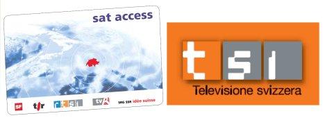 La Tv Svizzera � visibile solamente con le card Viaccess 2.6