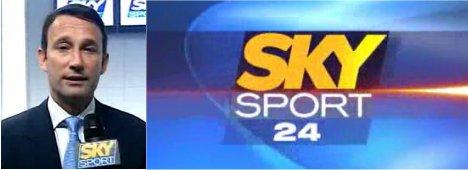 Andrea Zappia: ''In autunno nascer� il canale sportivo all news di Sky''
