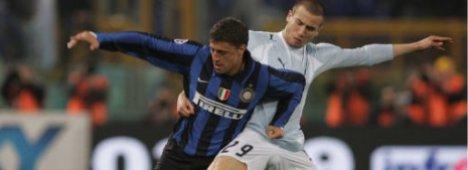 Coppa Italia, Semifinali andata: Roma-Catania e Inter-Lazio in diretta Rai