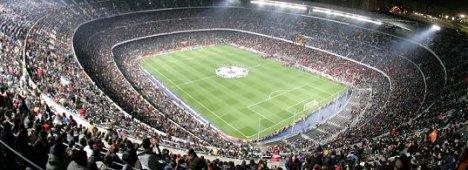 Champions, il Camp Nou teatro della semifinale: Barcellona - Manchester United