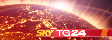 Sky codifica il suo Tg: da marted� Sky Tg 24 fa parte del mini-pacchetto News