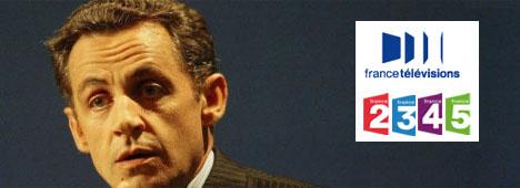 Francia, via oggi gli spot dalla televisione pubblica: parte la riforma Sarkozy