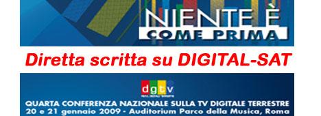 Conferenza DGTVi: rileggi la DIRETTA SCRITTA della prima giornata