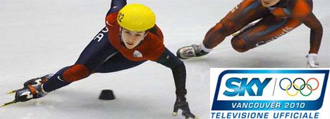 Un anno a Vancouver: oggi su SKY Sport 2 � la giornata delle Olimpiadi Invernali