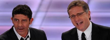 Sanremo vince ancora: venerd� oltre 10mln in media e oggi si chiude in bellezza