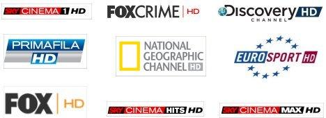 SKY Cinema e Discovery Channel HD: partono nuovi canali in Alta Definizione