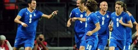 Qualificazioni Mondiali 2010: Irlanda-Italia (ore 21, Rai Uno) e gli altri match