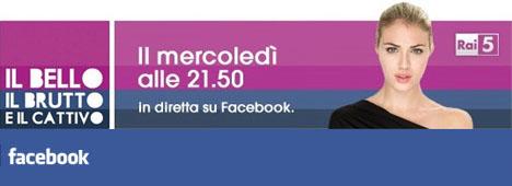 Il Venerd�toriale - Il primo 'social live streaming' su Facebook � opera di Rai5