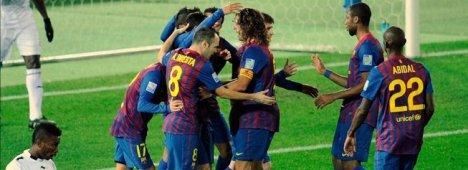 Calcio, Mondiale per Club - Finale: Santos-Barcellona (diretta su Premium Calcio)