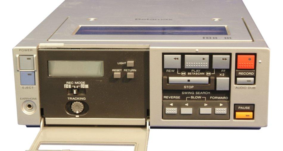 Il videoregistratore compie 40 anni. Sony lanciava Betamax, sfida con Vhs divenne storia