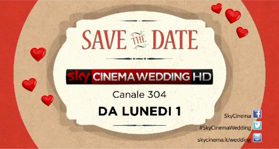 Sky Cinema Wedding, si accende il canale dedicato alle commedie d'amore