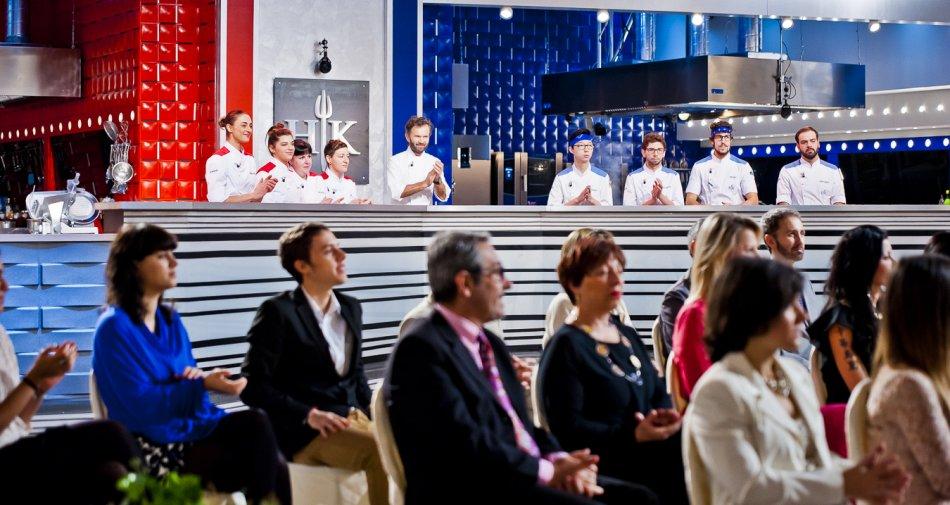 Hell's Kitchen 2: su Sky Uno nuove sfide attendono gli ultimi 8 concorrenti