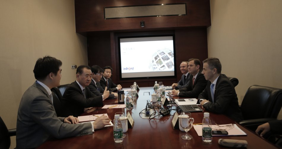 Wanda Group finalizza l'acquisizione di Infront Sports & Media AG