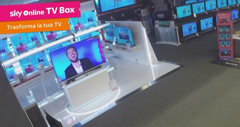 Sky OnLine Tv Box, Frank Matano testimonial ''interattivo'' nella nuova campagna social e web