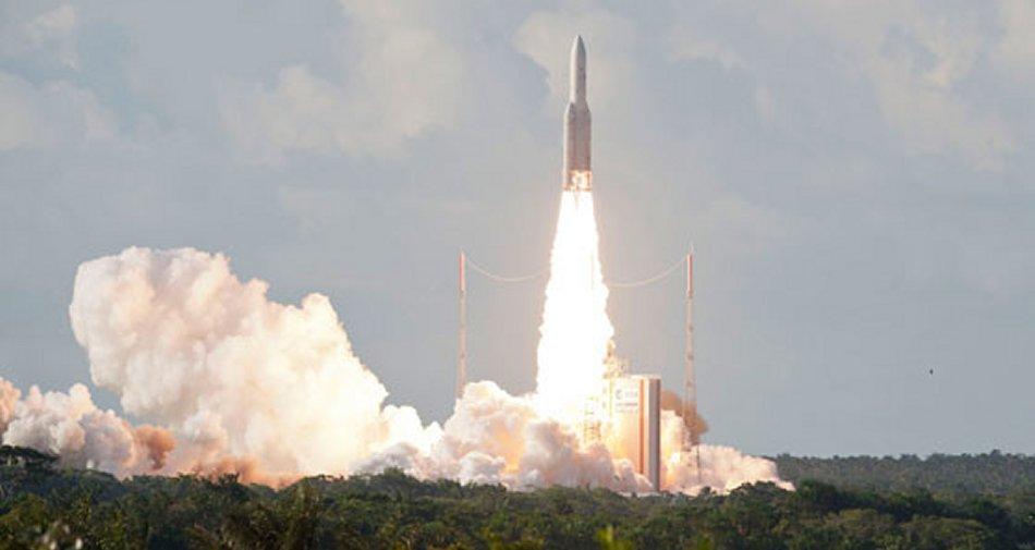 Il satellite EUTELSAT 8 West B lanciato con successo