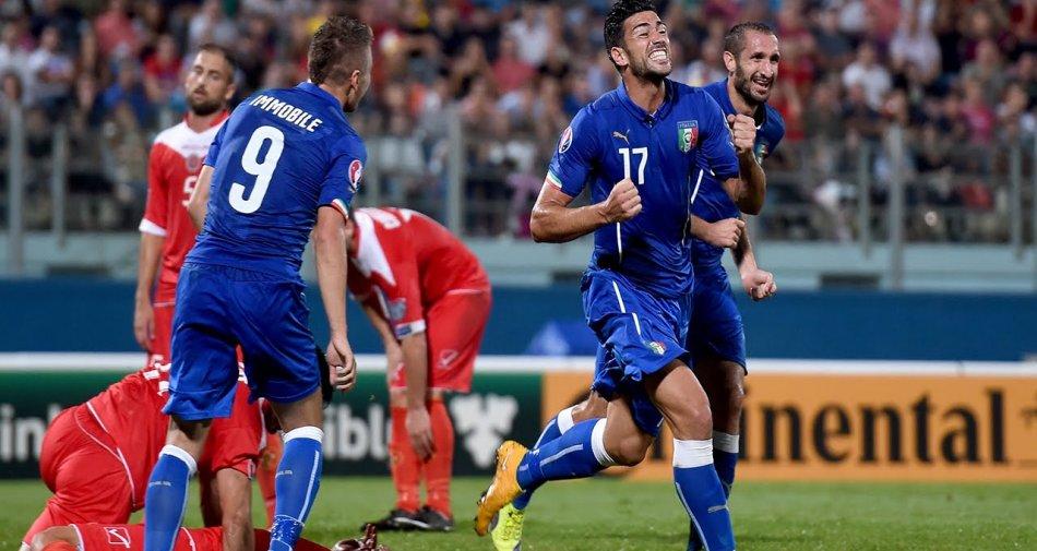 Euro 2016 - Italia - Malta, Diretta tv Rai 1 HD e differita Sky Sport Plus HD